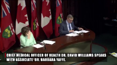 Doctors admit to reading script during COVID-19 presser.mp4